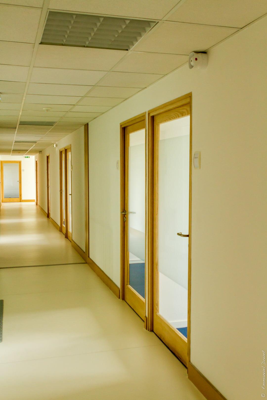 Bureaux au 1er étage