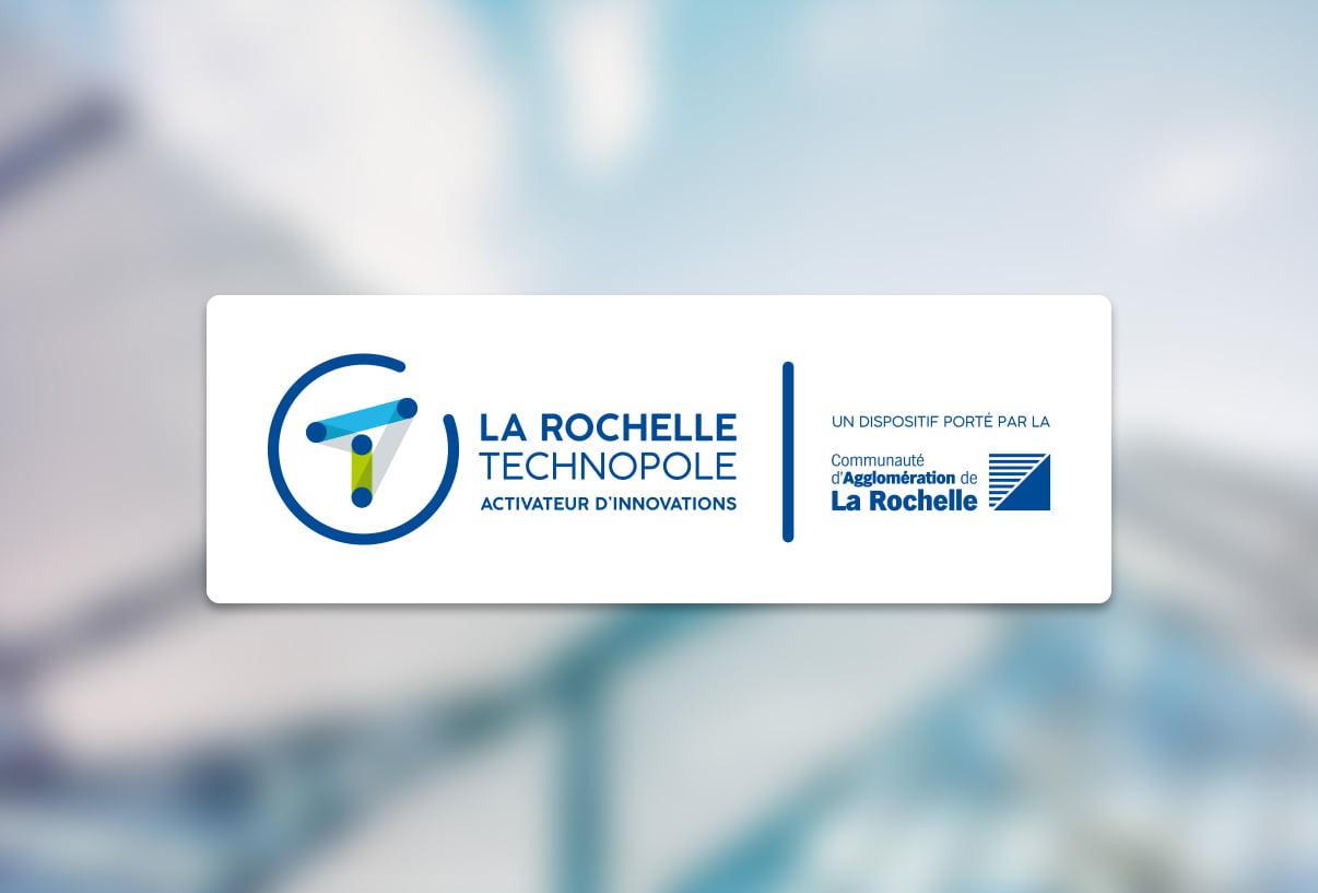Logo Technopole La Rochelle